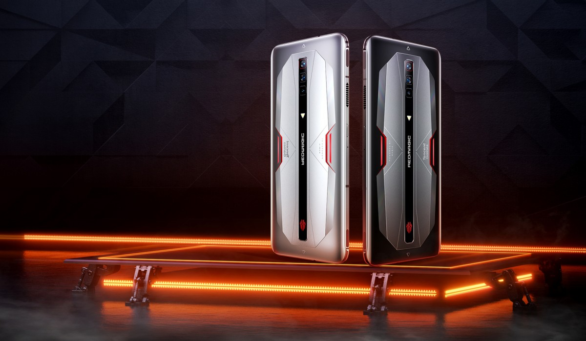 Specification and features for Nubia Red Magic 6
