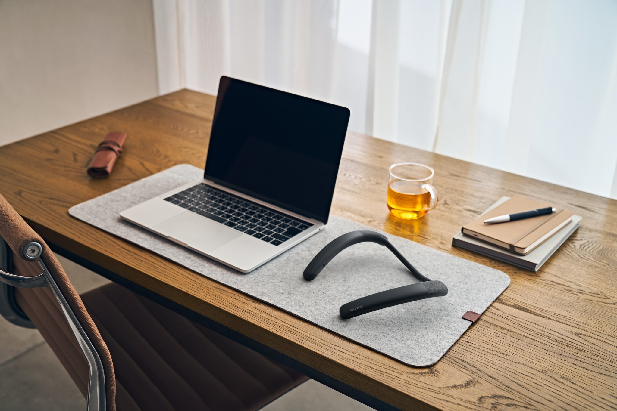 Sony launches SRS-NB10 wireless neckband speaker with 20 hours battery life for $149