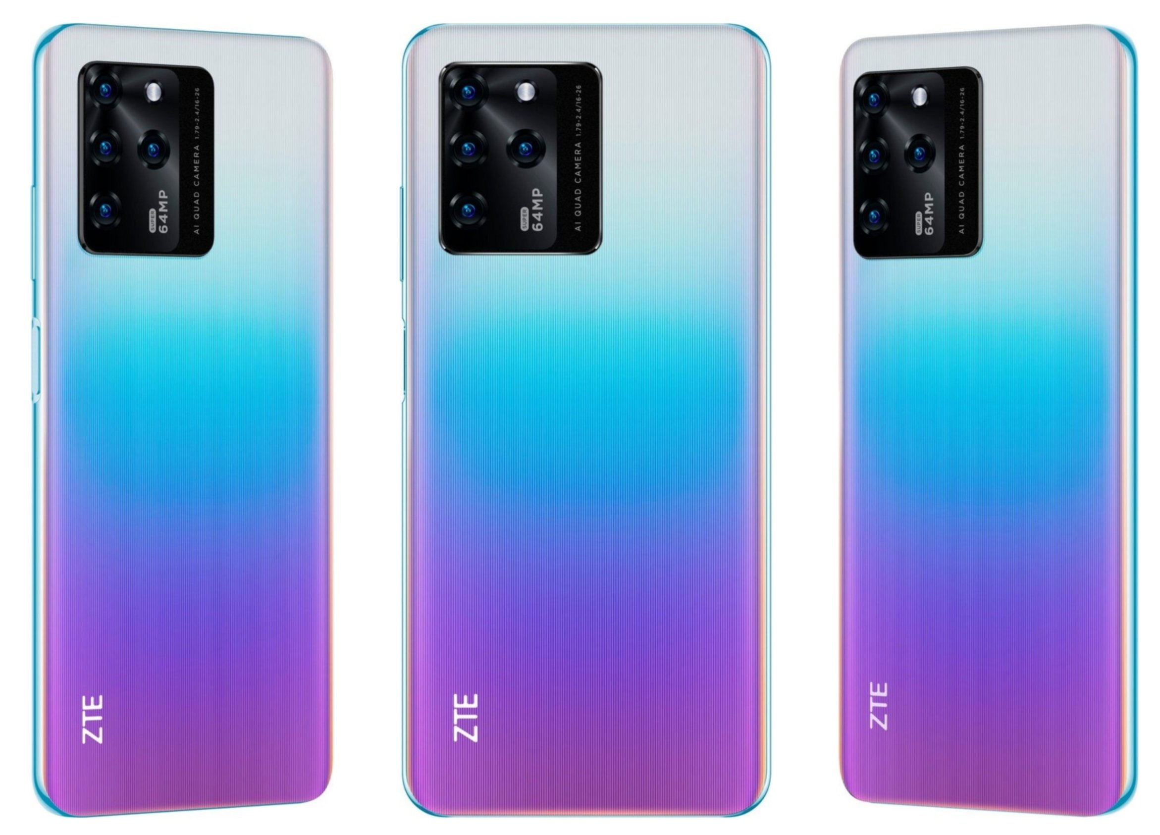 ZTE Blade V30 – Specification and Features