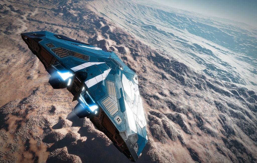 Elite Dangerous' Odyssey Update Delayed