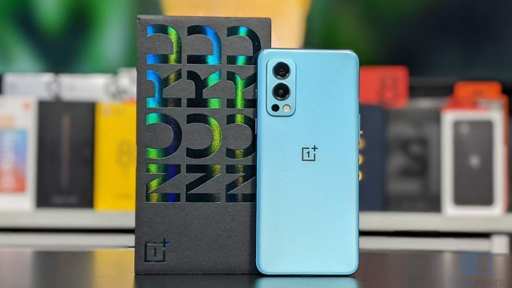 OnePlus Nord 2 5G With Box