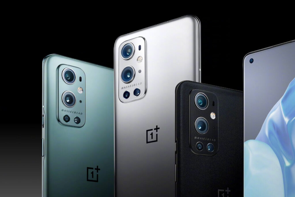 Specification for OnePlus 9 Pro