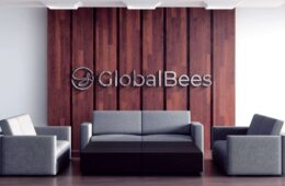 Inside of GlobalBees office