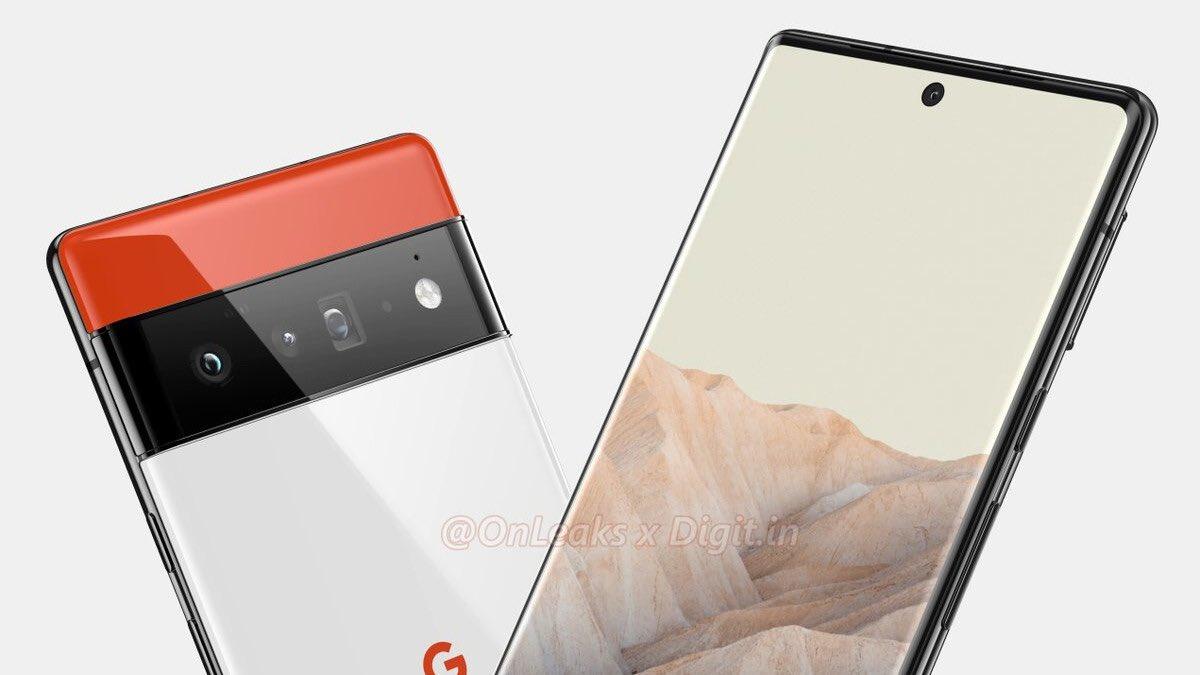 Google Pixel 6 & 6 Pro - Rumored Specification
