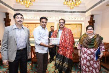 Kitex Garments investement in Telangana