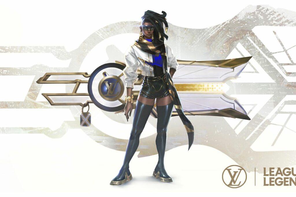 League Of Legends LV Partnership
