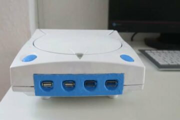 This Sega Dreamcast modified to AMD-powered gaming PC, here is how it looks