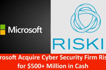 Microsoft RiskIQ