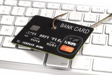 Visual representation of Phishing credit card for information