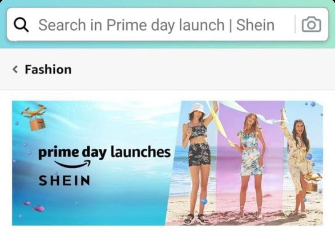 Shein as Amazon Seller