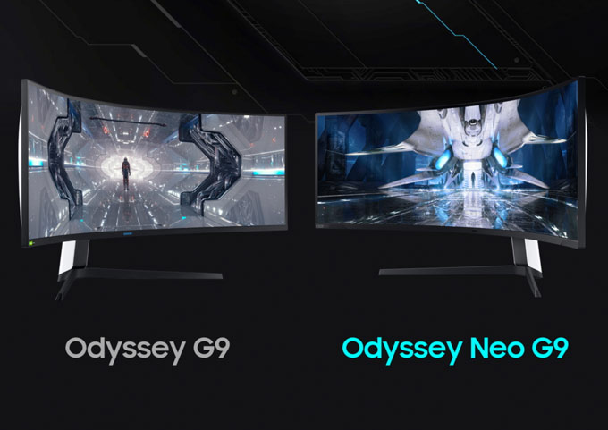 """Samsung QLED Odyssey promises to be """"first gaming display to achieve 2,000-nits brightness"""