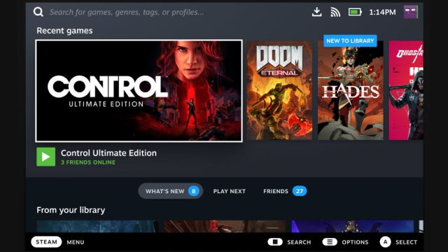 Valve Will Replace Big Picture Mode With The New Steam Deck UI