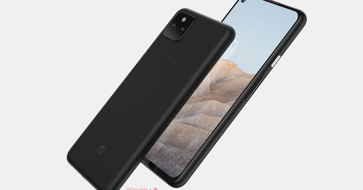 Google Pixel 5a 5G – Specification and Features