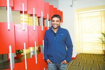 Profile Shoot Of Zomato CEO Deepinder Goyal
