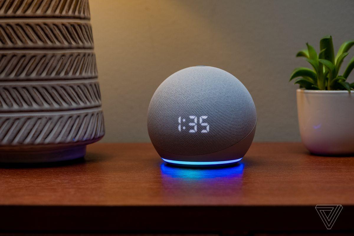 Amazon Alexa Adaptive Volume