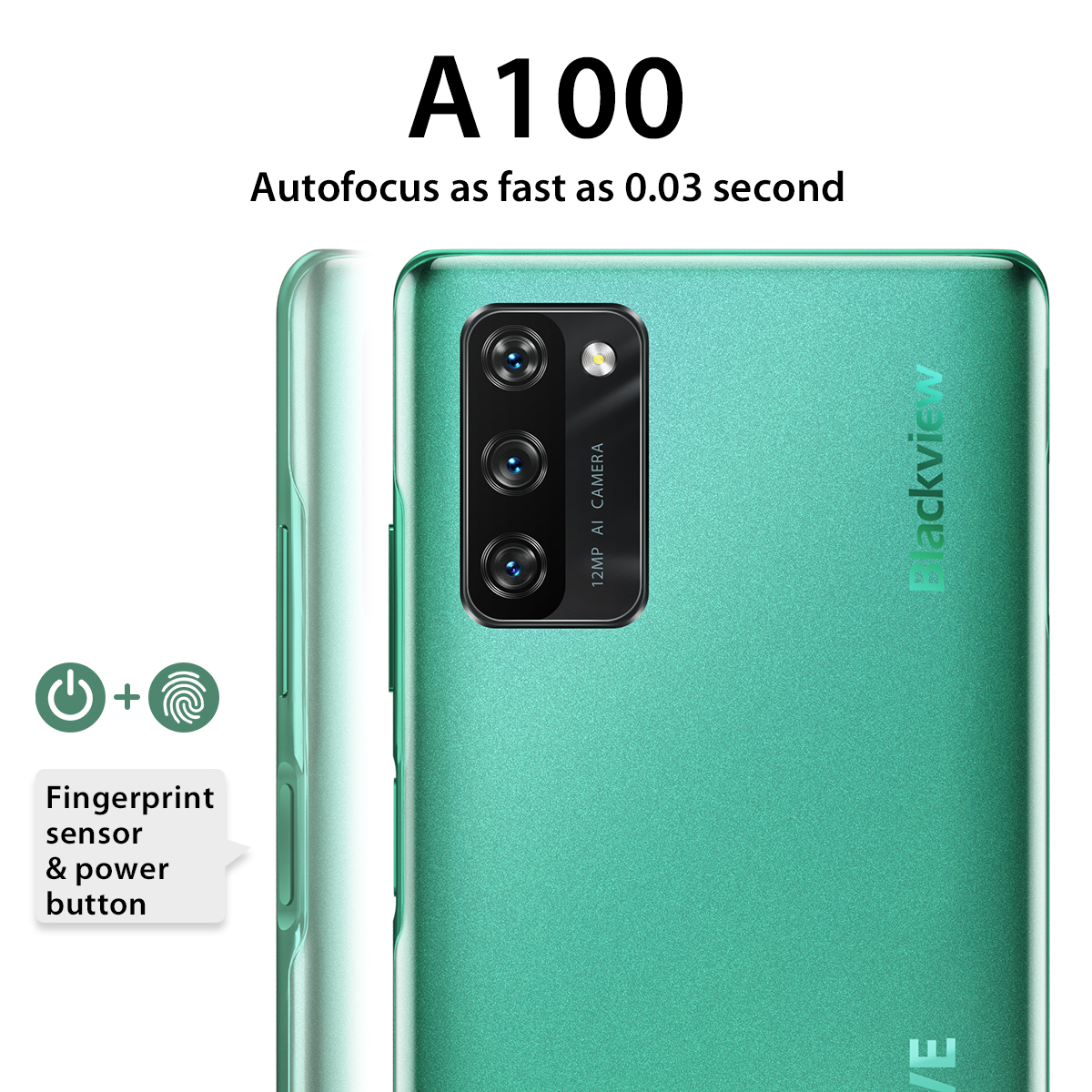 Blackview A100 – Complete Details About Advanced Camera