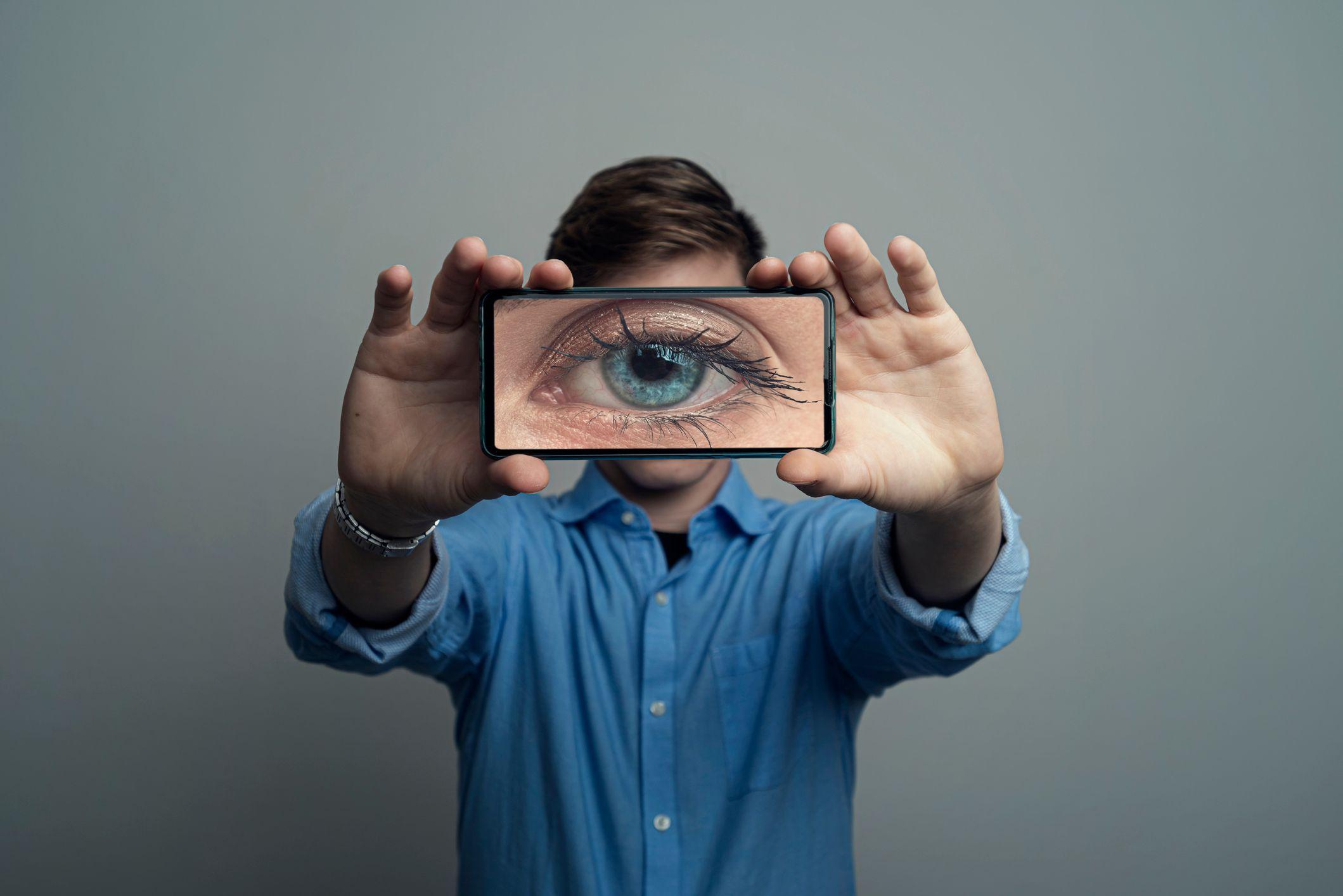 Illustration of Targeted Digital surveillance