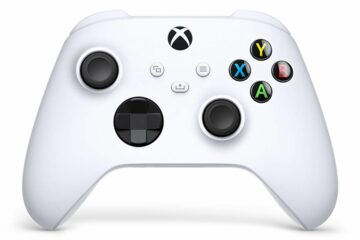 Xbox Controller Inspired By Playstation 5's Dualsense