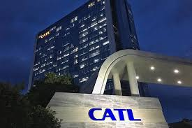 CATL, founded by Zeng Yuqun
