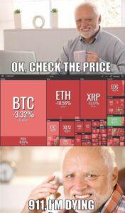 Crypto memes