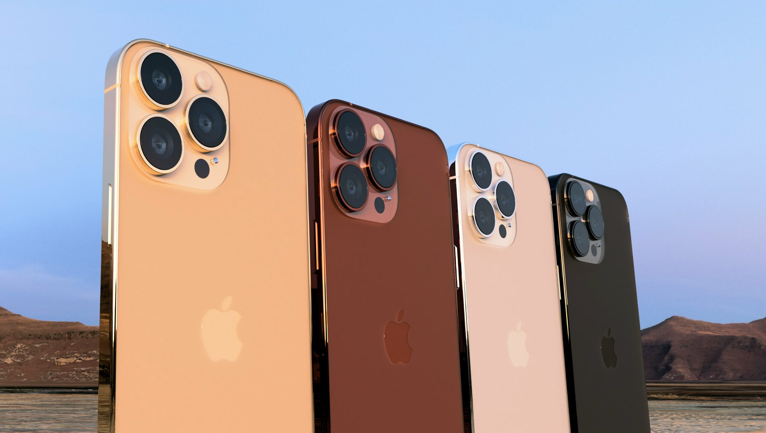 Apple iPhone 13 to feature LiDAR scanner & 1TB Storage