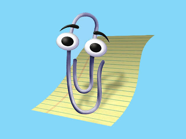 Clippy character