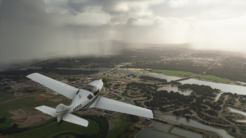 Microsoft Flight Simulator On Xbox