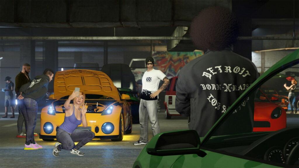 GTA Online Los Santos Tuners Update