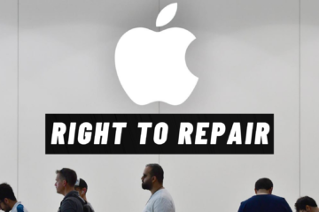 Right to Repair rule applied for Apple?