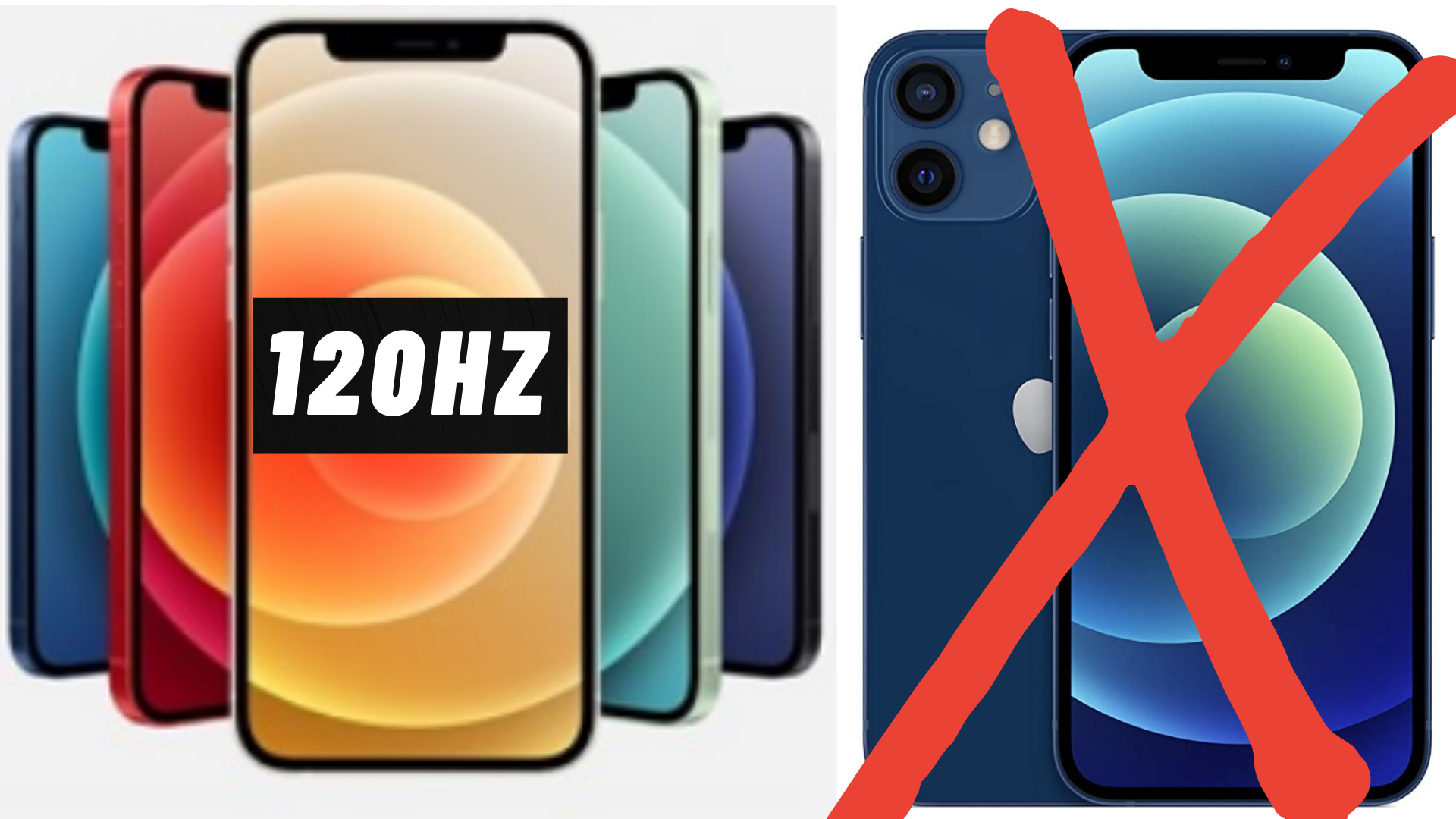 Apple iPhone 14 to feature 120HZ Display & Mini series to be discontinued, says report