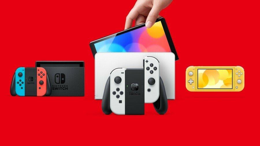 Nintendo Switch OLED ModelNintendo Switch OLED Model