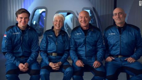 """Blue Origin employees claim company has """"toxic workplace"""" in essay"""