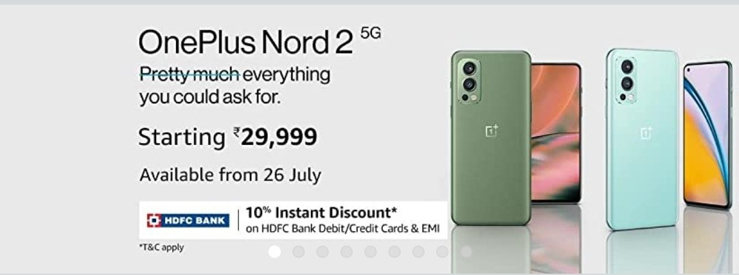OnePlus Nord 2 5G – What's the official pricing and when will it be available?