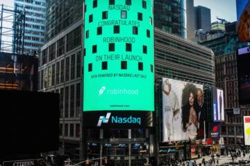 Robinhood NASDAQ