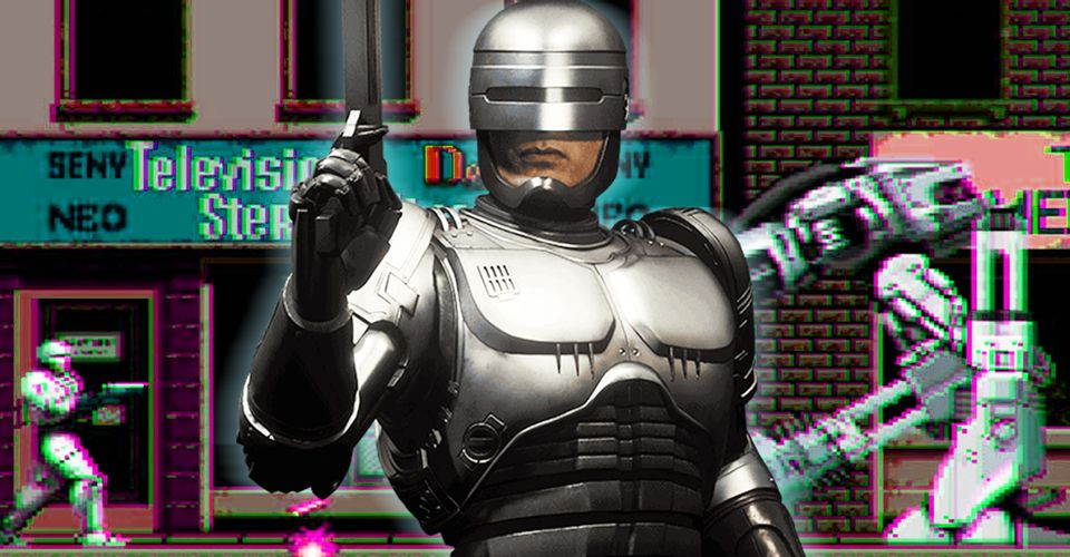 Robocop Is Getting A New Video Game