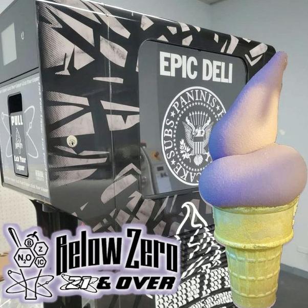 The Below Zero Machine