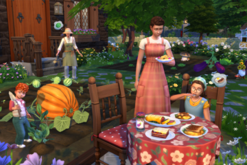 The Sims 4 Cottage Living Expansion