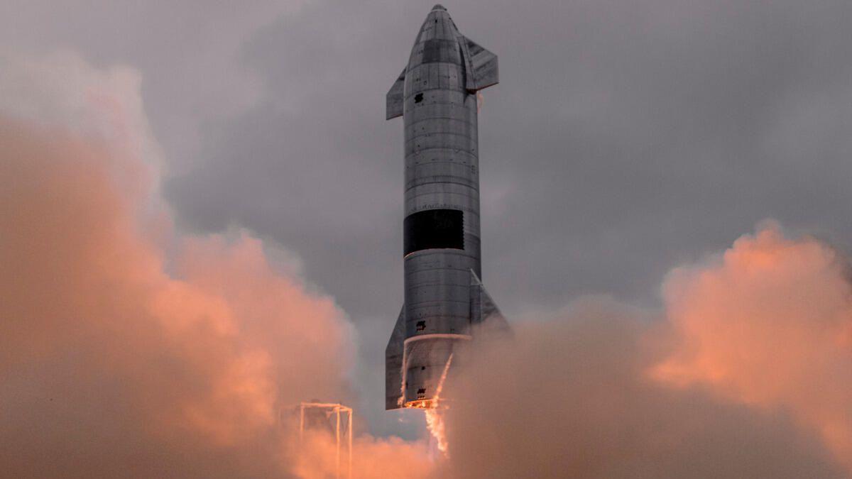 Starship debut orbital flight to incorporate testing of SpaceX Starlink broadband – TechStory