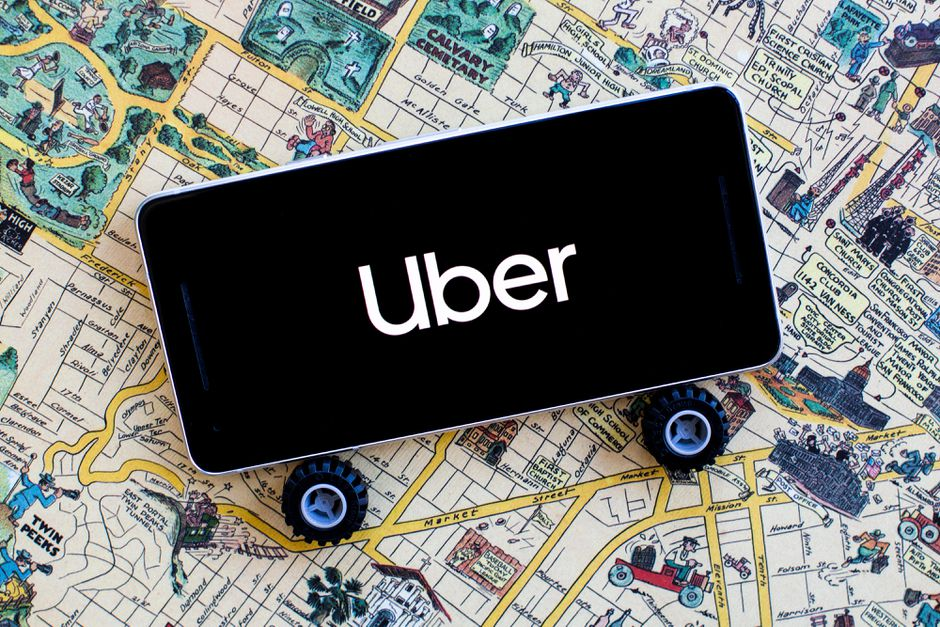 Uber had to rack up heavy losses