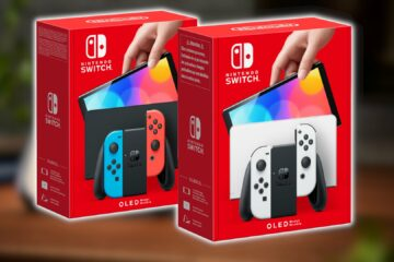 Nintendo Switch Oled Pre Orders Are Live This Morning