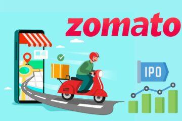Zomato IPO illustration