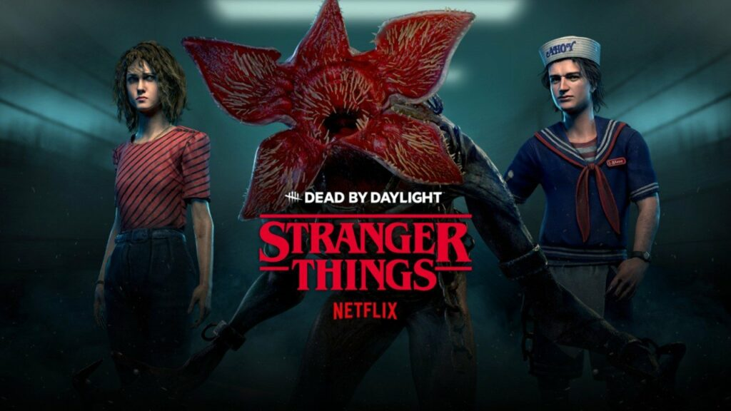 Stranger Things DLC will be departing from Dead By Daylight in November