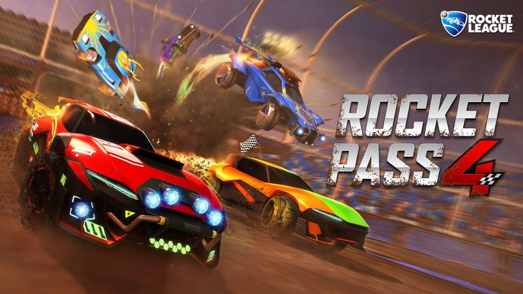 Rocket League's Cowboy Themed Season 4 Will Arrive On August 11th
