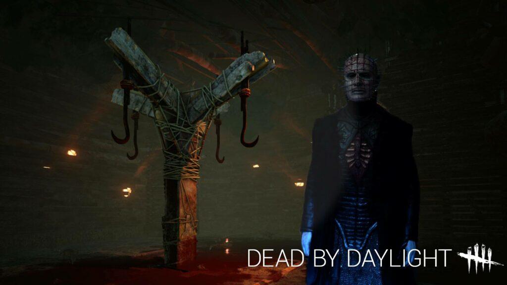 Hellraiser's Pinhead on the Dead By Daylight