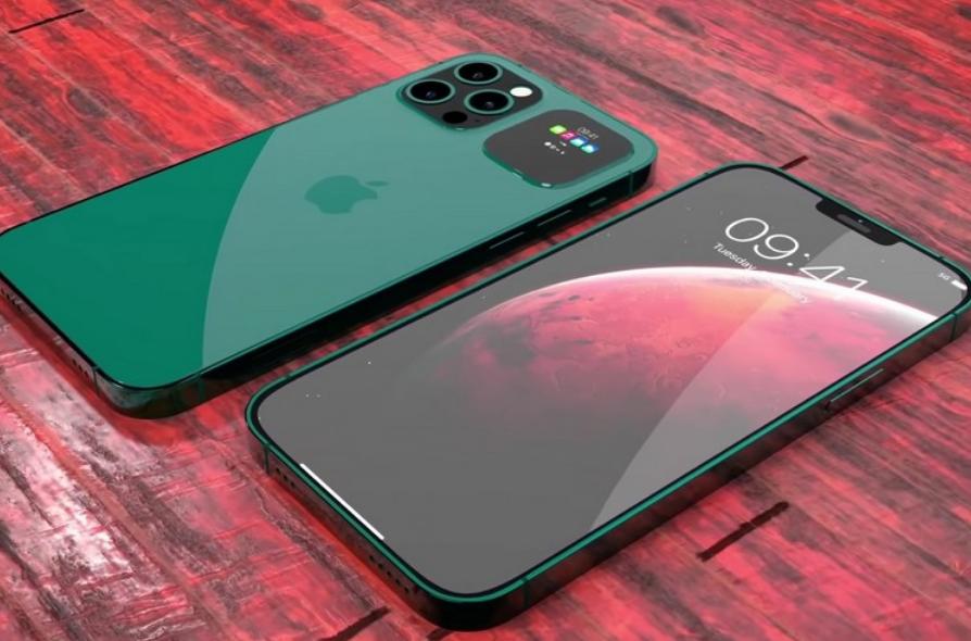 Apple iPhone 13 Series Concept Render Image