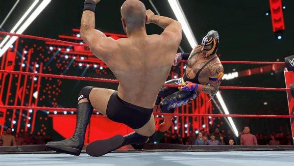 WWE 2K22 Release Date Revealed