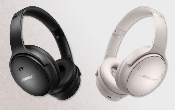 Bose launches QuietComfort 45 headphones