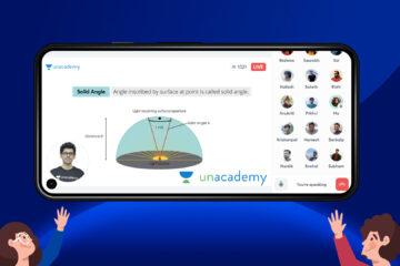 Unacademy Problem solving Live class screenshot