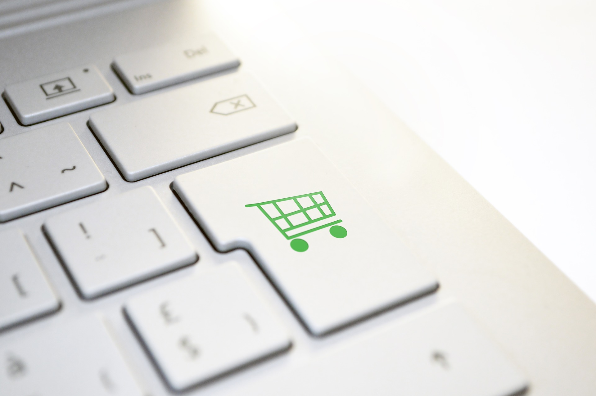 Buy Shopping Cart Keyboard Online Shop Sale