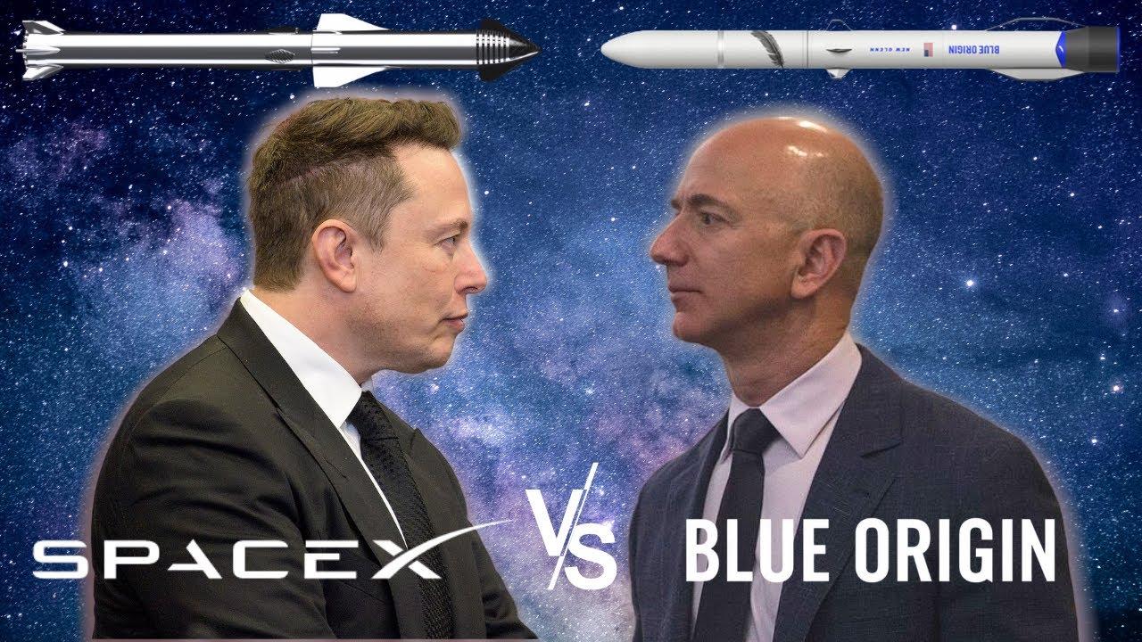 SpaceX vs Blue Origin